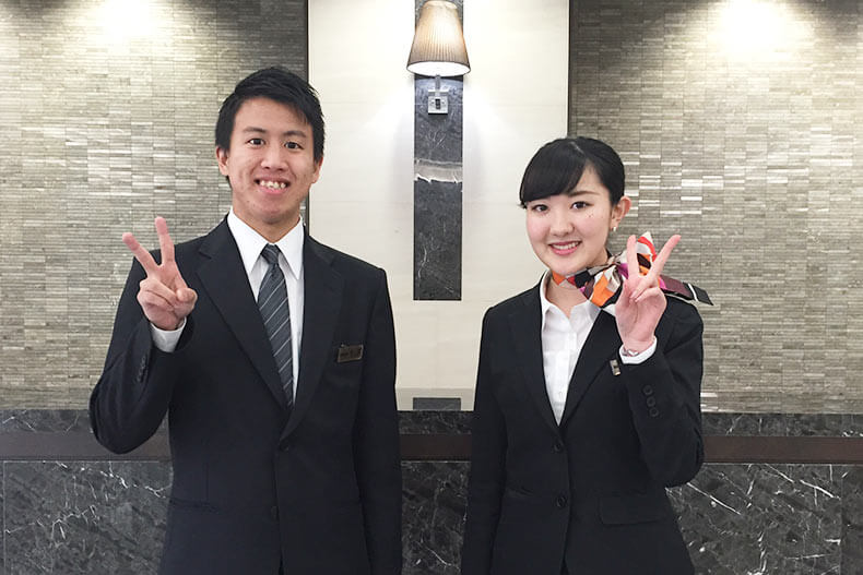 ミシュランガイド東京、最高ランクのホテル!「コンラッド東京」に2名内定!