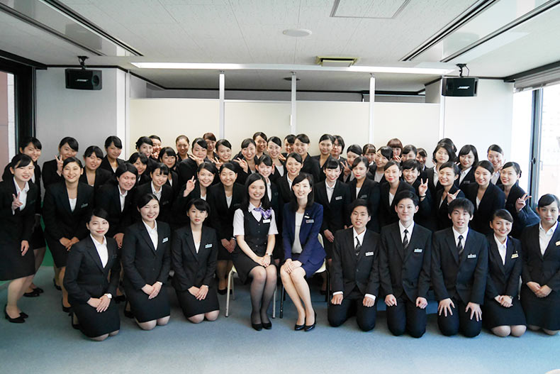 JTB北海道の学内企業説明会を開催