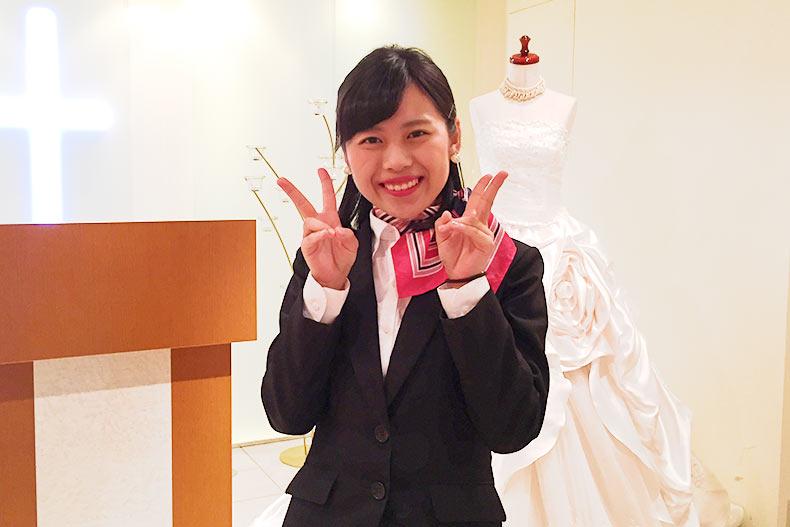 人気の結婚式場「宮の森ミュージアム・ガーデン」にプランナーとして内定!