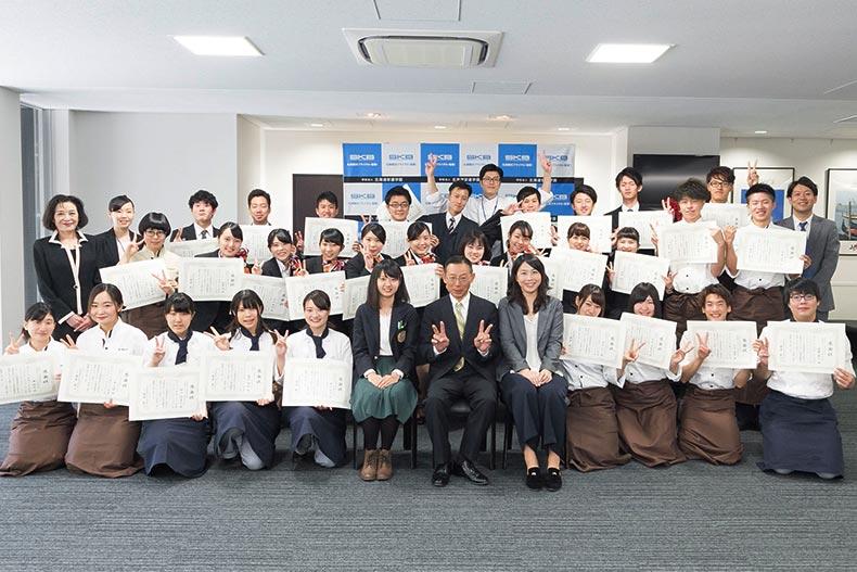大成功だったオータムフェスト・コラボ出店で北海道牛乳普及協会様から感謝状をいただきました