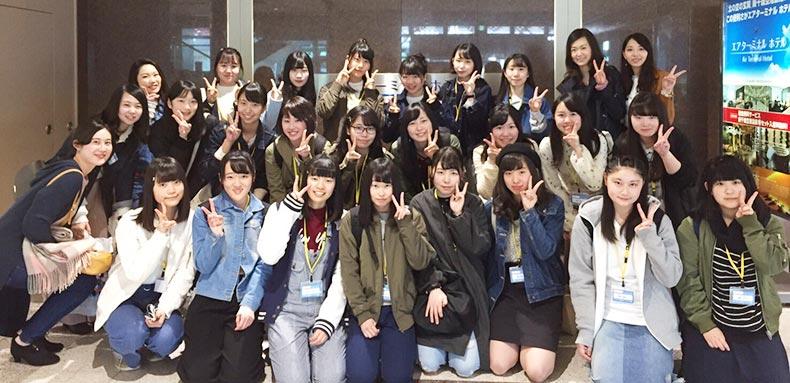 【たくさんのご参加ありがとうございました】エアライン学科卒業生の活躍が見れる!新千歳空港見学ツアーを開催