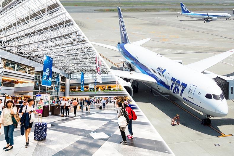 残りわずか!8月10日(木)オープンキャンパス・ANAとコラボした新千歳空港バックヤードツアーを開催