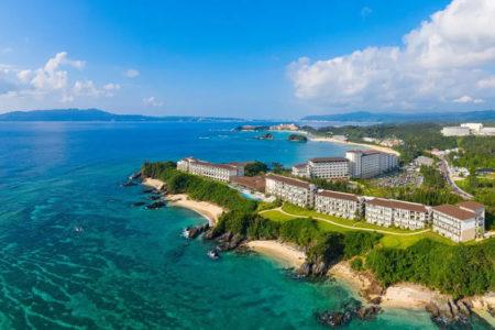 【3年連続】沖縄・恩納村の美しい海岸線に位置するラグジュアリーホテル『ハレクラニ沖縄』に内々定