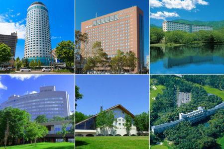 日本のホテル・レジャー業界で最大級の規模、株式会社プリンスホテル(北海道エリア)に3名内定