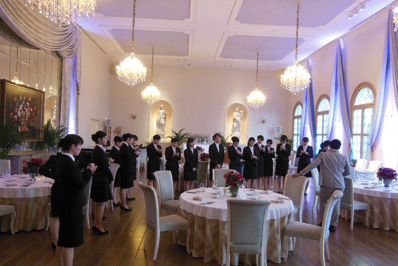 ブライダル業界大手「創和プロジェクト」の結婚式場を見学!