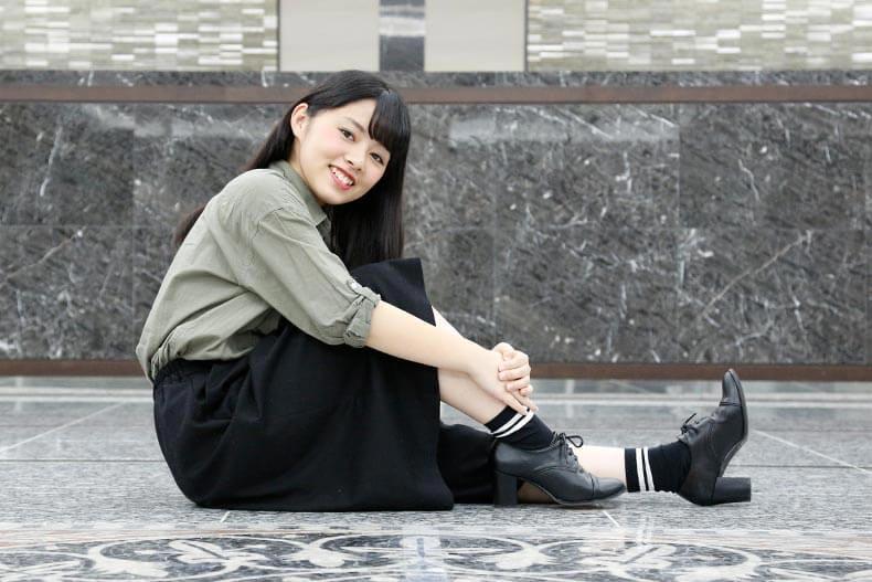 SKBイケジョ紹介/エアライン学科・管彩乃さん