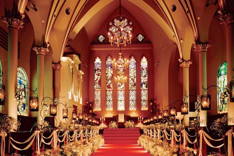 【ブライダル学科】3月29日(木)オープンキャンパスは「宮の森フランセス教会」見学ツアーを開催