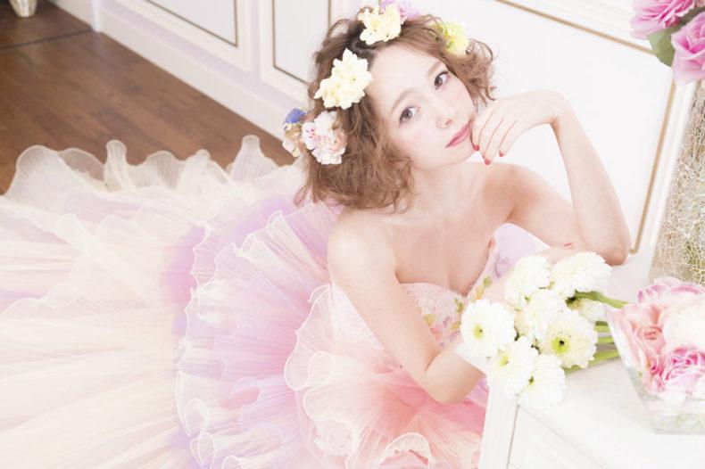 花嫁が憧れるドレスショップ『HANY WEDDING(ハニーウェディング)』に内定!