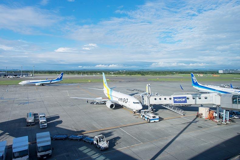 10月26日(土)スペシャルオープンキャンパス『新千歳空港 見学ツアー』開催