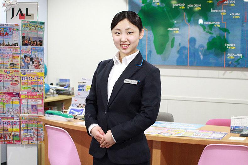 大手旅行会社 阪急交通社グループの『阪急トラベルサポート』に内定!