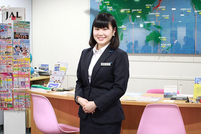 旭川・札幌の観光と国内・海外旅行を提供する旅行代理店『旭川まるうんトラベル』に内定