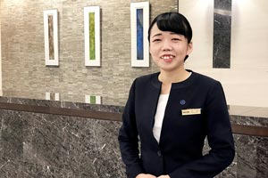 2017年にリブランドオープンした「ANAクラウンプラザホテル札幌」に内定