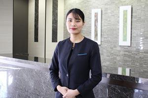 ベトナムからの留学生が全国にリゾートホテルを展開する「共立メンテナンス」に内定!