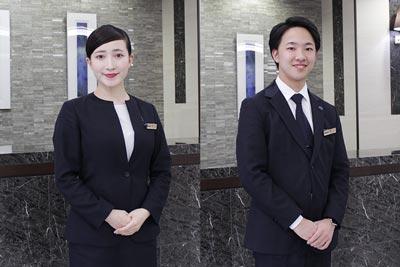 日本を代表する高級ホテル『帝国ホテル 東京』にホテル学科2名が内々定