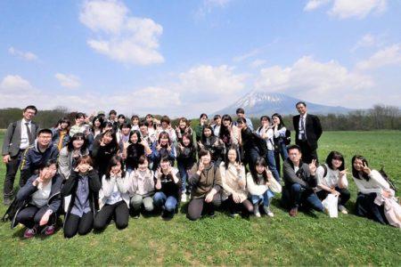 観光総合学科・製菓学科 北海道牛乳普及協会による『酪育ミルクカレッジ』に行ってきました。