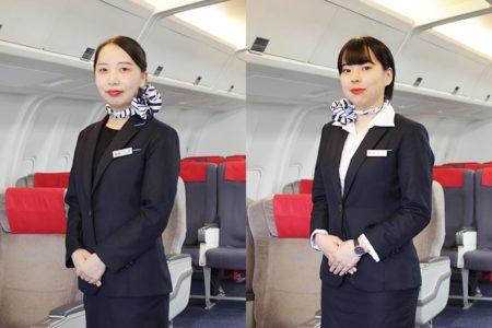 世界各国27社の航空会社へ旅客サービスなどを行う『CKTS』に2名内定