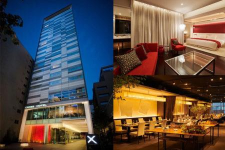 スタイリッシュなホテルとして人気の『クロスホテル札幌』に内定