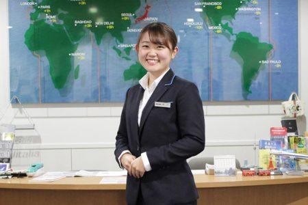 国内・海外旅行のツアーコンダクターへ、卒業生も活躍する『TEI』に内定