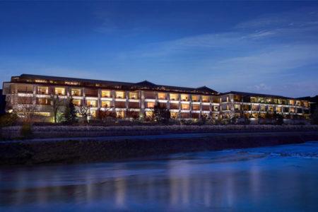 5つ星 最高級ホテル『ザ・リッツ・カールトン京都』に内定