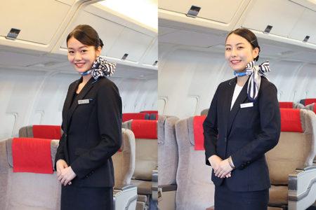 北海道と全国を結ぶ新千歳空港のグランドスタッフに!株式会社キャストに2名内定