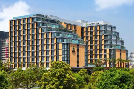 東京湾に面したアーバンリゾートホテル 『ハイアット プレイス 東京ベイ』に内定