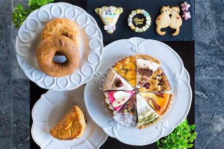おいしい・かわいい・たのしい・素材へのこだわりがコンセプトの洋菓子店『cake&cafe collet』に内定