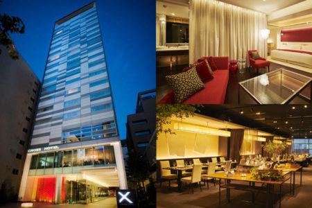 【4年連続】スタイリッシュなホテルとして人気の『クロスホテル札幌』に内定