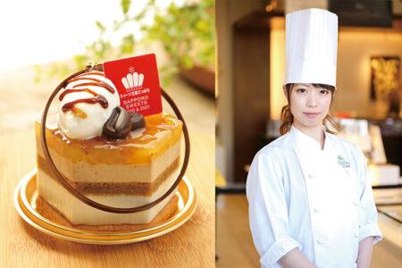北海道新聞で紹介されました!製菓学科 「さっぽろスイーツコンペティション2020&2021」グランプリ作品を学びました